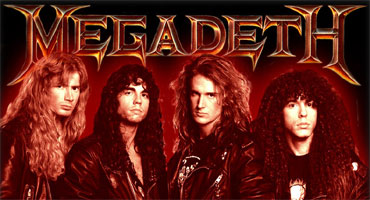 Tu 5 Series De Anime Favoritas. Megadeth