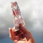 What do brokers do with extra tickets they can't sell? Do the brokers just eat them?
