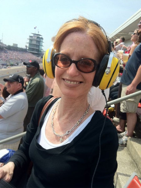Hulman Terrace Suite View Indy 500