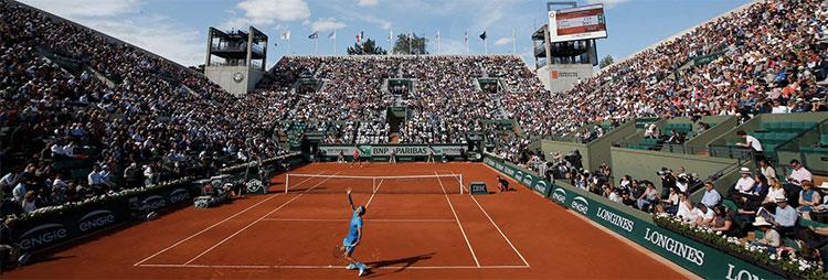 Roland Garros Location In Paris Map.French Open Seating Guide 2019 Roland Garros Eseats Com