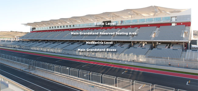 Circuit Of The Americas Seating Guide Eseats Com