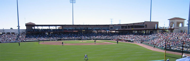 Philadelphia Phillies Spring Training - Spectrum Field Clearwater Florida